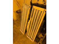 Cheshunt Hydroponics Store - used 4ft 4 tube T5 propagation grow light