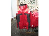 MUSTO OFFSHORE SAILING SUIT, had little use from new, no marks or patches. BR2 Breathable.