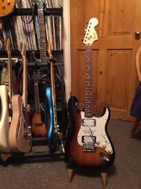 Squier Affinity Stratocaster HSH guitar