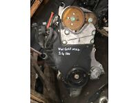 Volkswagen Golf Mk4 1.4 16v Petrol Engine Code AXP