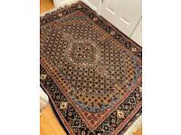 Handmade Afghan rug