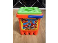 Stickle Bricks Infant Builder Bucket