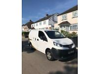 Nissan NV200. Year 2014. 41,000 miles