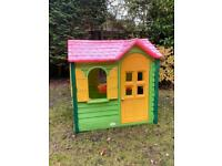 Little Tikes Evergreen play house