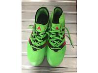 Adidas sock boots 16.3 UK size 5 1/2