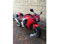 Beautiful condition, heated grips, seat cowl, low mileage