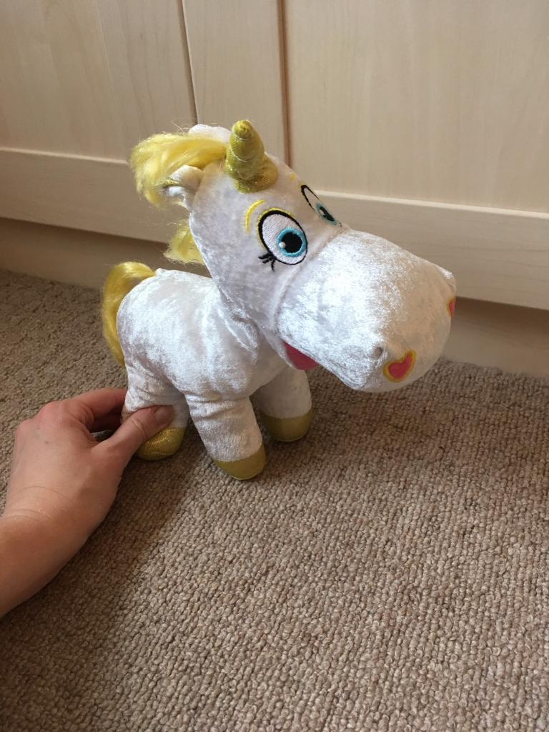 Toy Story Buttercup Unicorn Soft Toy In Ely Cambridgeshire Gumtree