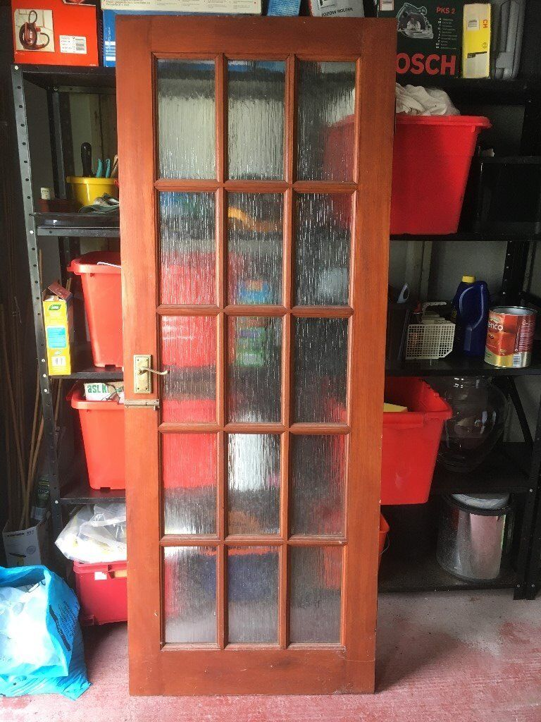 Internal 15 Pane Mahogany Door for FREE!!!!!!