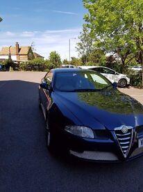 Alfa Romeo GT 1.9 jtd, 100395 miles with full service history £1700