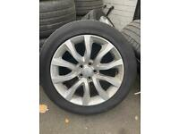 Range Rover sport Alloys and Tyres 20""