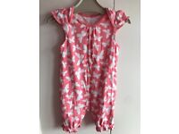 Baby girls clothes excellent condition