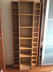 Ikea shelves bookcase