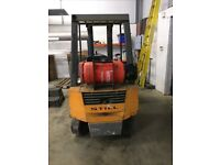 Still Saxby Fork lift truck for sale