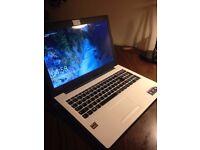 Lenovo Ideapad 310 Laptop (White)