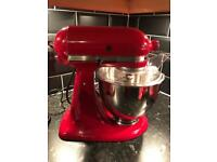 Kitchenaid Stand mixer Empire red