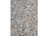 Pebbles (suitable for driveways, landscaping etc)