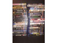 Blu Ray Job Lot (44 films)