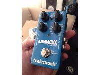TC Electronic Flachback Delay and Looper