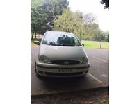 ford galaxy 7 seater MOT 1 year ��950 or swap for in audi or mercdes