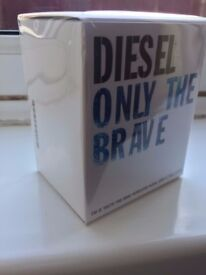 Diesel Only The Brave EDT 75ML Brand new sealed and absolute original RRP £55