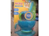 Nuby First Solids Mash n Feed
