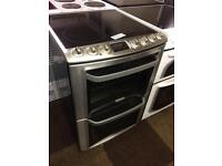 ELECTROLUX 60CM FAN ASSISTED DOUBLE OVEN ELECTRIC COOKER107
