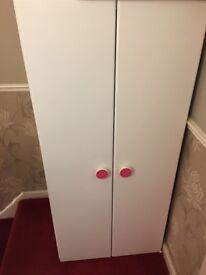 Children's wardrobe Ikea