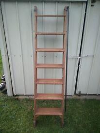 Wooden Loft Ladders - 6-10ft