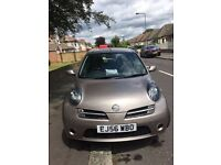 Nissan Micra 1.2 litre 1 previous owner