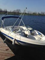 2012 Glastron 185 for sale with 10 hrs