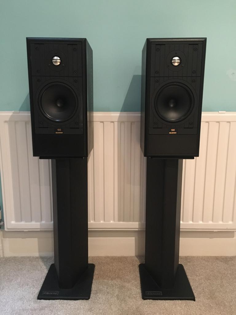Celestion 100 Speakers Hifi rare quality speakers