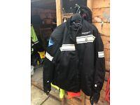 Triumph motorcycle jacket 50/52 uk