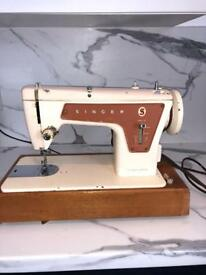 Vintage Singer Sewing Mate 239 sewing machine