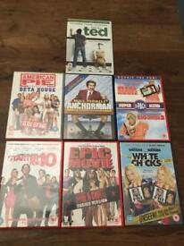 Dvd comedy bundle
