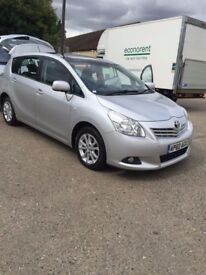 Toyota Verso 2.0 Diesel 2011 D-4D TR 5dr (7 Seat)