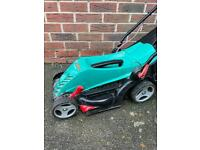 Bosch lawnmower electric