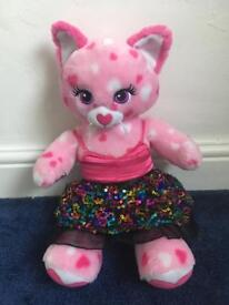 Build a bear with scent and outfit