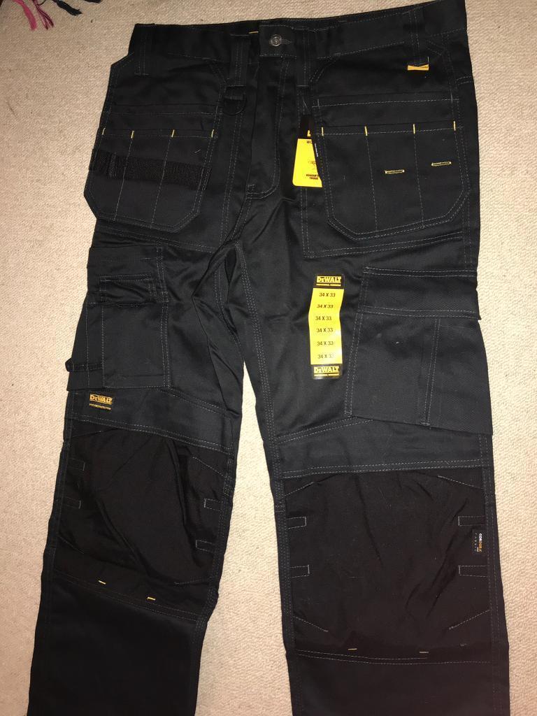 DeWalt Trousers men