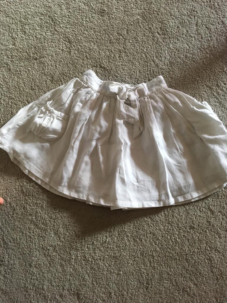 Girls jasper conran skirt age 6