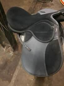 Hi lite saddle