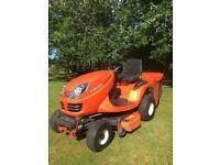 Kubota GR1600 Diesel Ride On Mower / Tractor