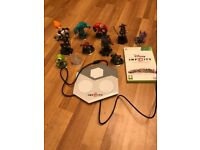 Disney infinity game and accessories
