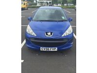 Peugeot 207 Diesel 3 Door Hatchback - Great for first car, female owner ONLY £30 ROAD TAX PER YEAR