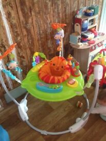 Fisher-Price Jumperoo in excellent condition