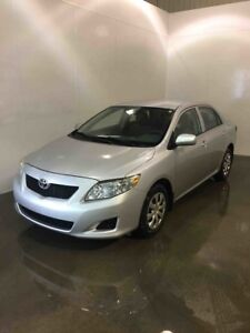 2010 Toyota Corolla CE GR.ELECTRIQUE+ AIR CLIMATISE+ BLUETOOTH 2
