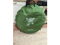 Quechua 2-Seconds, 4 Man Pop Up Tent! Great Condition!!