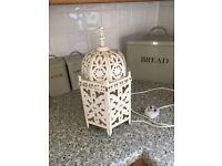 Large lantern lamp