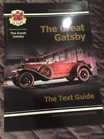 Great Gatsby Text Guide