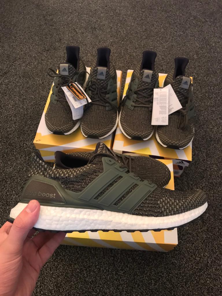 Adidas Ultra Boost 3.0 Release Refreshed Shoe Cleaner