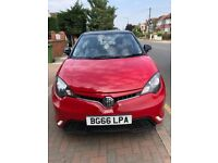 MG MG3 LOW MILEAGE 7K PETROL MANUAL